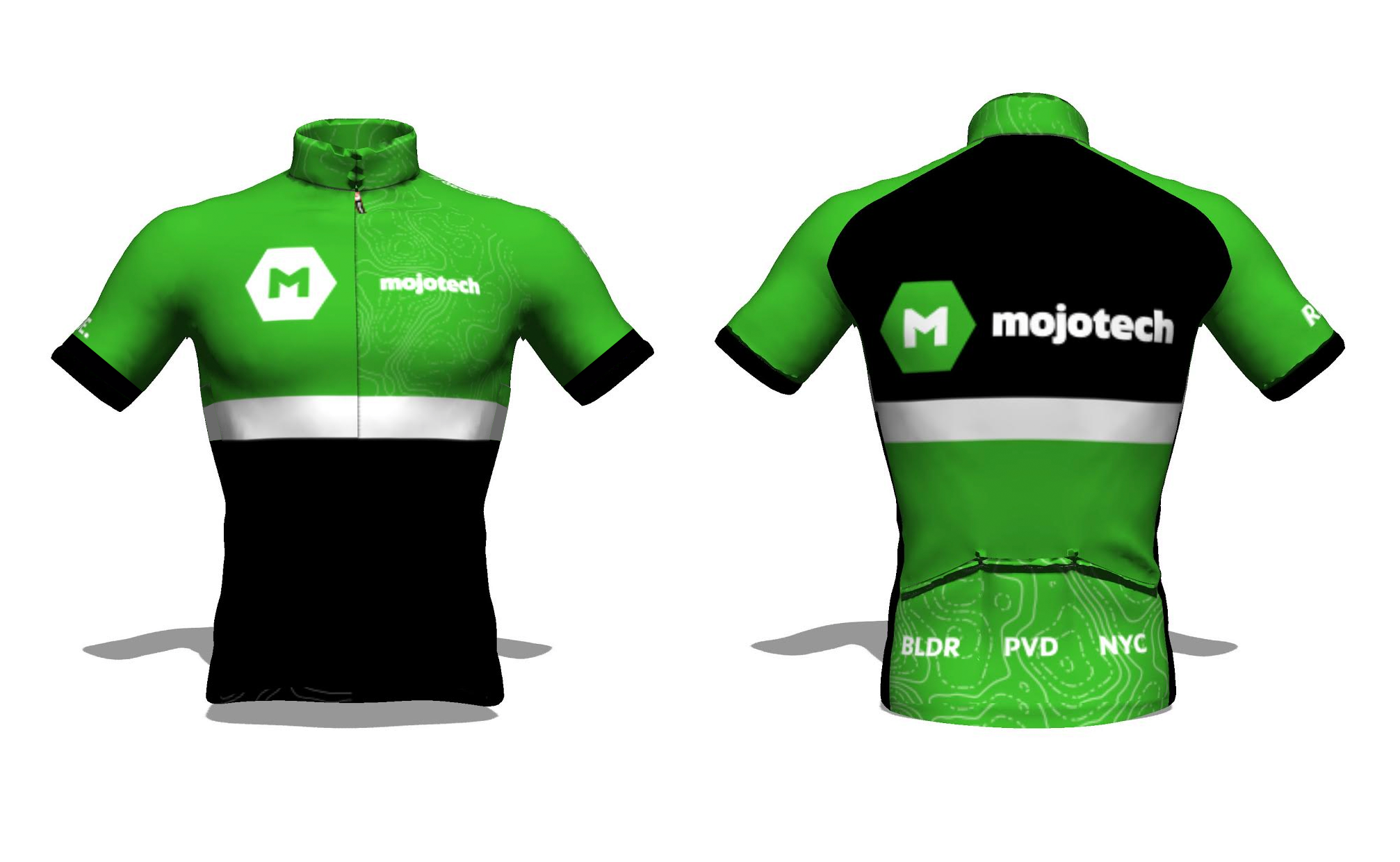 MojoTech Cycling Apparel