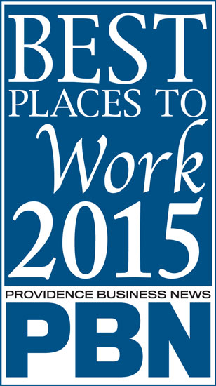 2015's Best Place to Work in Rhode Island