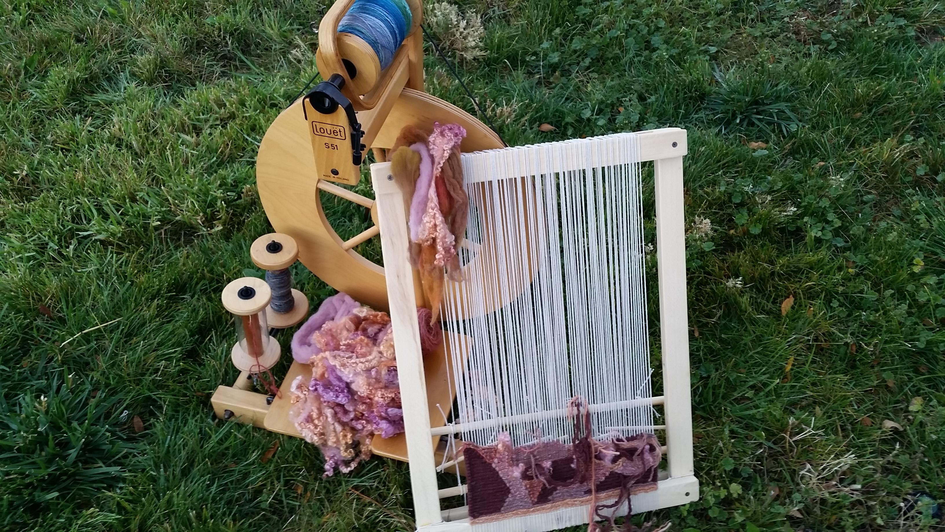 Cathy's loom